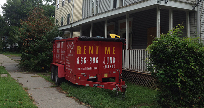 Affordable Dumpster Rental in the Hudson Valley